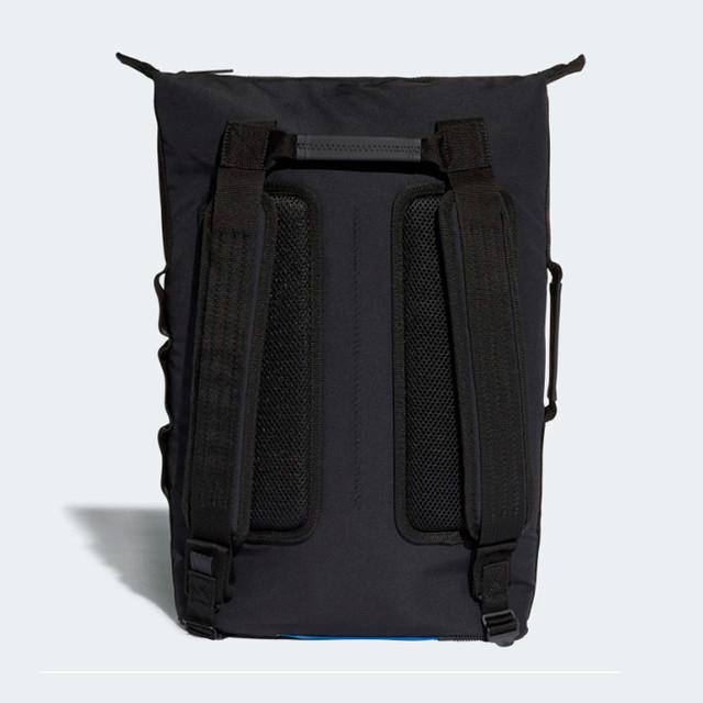 Городской рюкзак ADIDAS NMD SMALL | цвет черный. Вид сзади.
