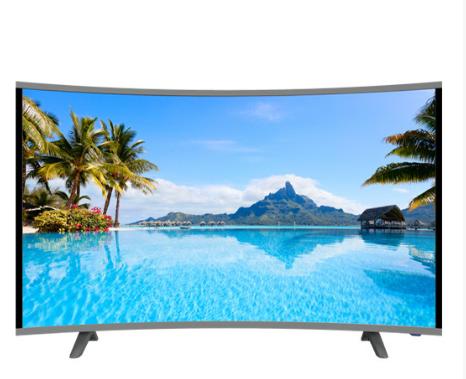 Телевизор COMER 50″ Smart Android 7.1 Изогнутый 4К UHD