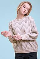 Джемпер женский свободного кроя SV 3295, фото 1