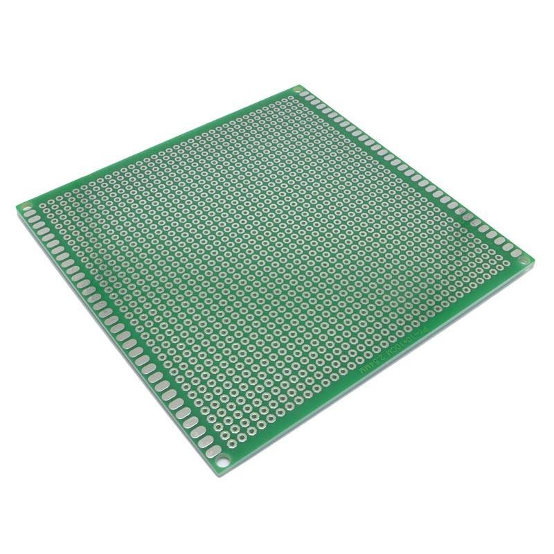 Макетная плата 150x200 мм односторонняя текстолит FR-4