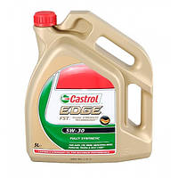 Моторное масло Castrol EDGE FST 5W-30 5л