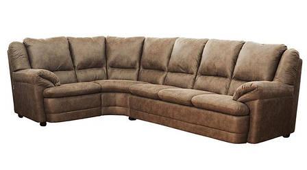 Кожаный угловой диван Марсель, фото 2
