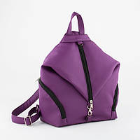 Рюкзак KotiСo CityPack 30х24х12 см фиолетовый флай