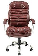 Кресло руководителя ВАЛЕНСИЯ хром, фото 1