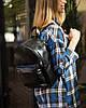 Рюкзак KotiСo Fancy 33х25х12 см черный титан