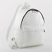 Рюкзак KotiСo Fancy 33х25х12 см білий лаки, фото 1
