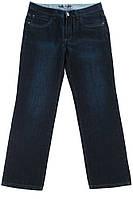 Джинсы мужские широкие, в темном оттенке 239V001 (Чернильный)