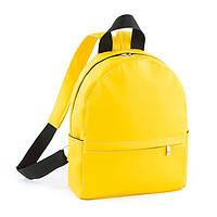 Рюкзак KotiСo Fancy-mini 28х22х9 см желтый флай , фото 1
