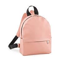 Рюкзак KotiСo Fancy-mini 28х22х9 см світло-рожевий флай, фото 1