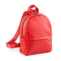 Рюкзак KotiСo Fancy-mini 28х22х9 см красный мадрас , фото 1