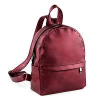 Рюкзак KotiСo Fancy-mini 28х22х9 см бордо титан   , фото 1