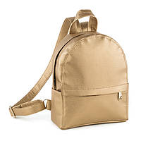Рюкзак KotiСo Fancy-mini 28х22х9 см золото натурель   , фото 1