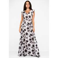 5f1aebbbacc Promo Платье макси в пол черное SFN BFS1833-Black