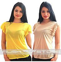 Блуза с воланами, фото 1