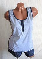 🌺 Пижама летняя с шортами, фото 1