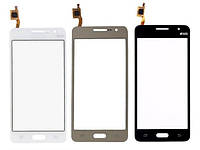 Сенсорный экран тачскрин для Samsung G530H Galaxy Grand Prime /G530F, серый, #BT541, оригинал PRC