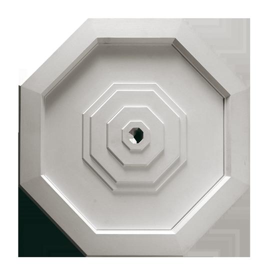 Розетка потолочная из гипса р-108 Ø593