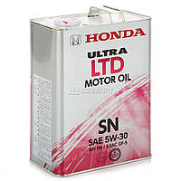 Моторное масло Honda Ultra LTD  5W-30