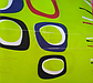 Качеля 2-х местная; 3 цвета, фото 4