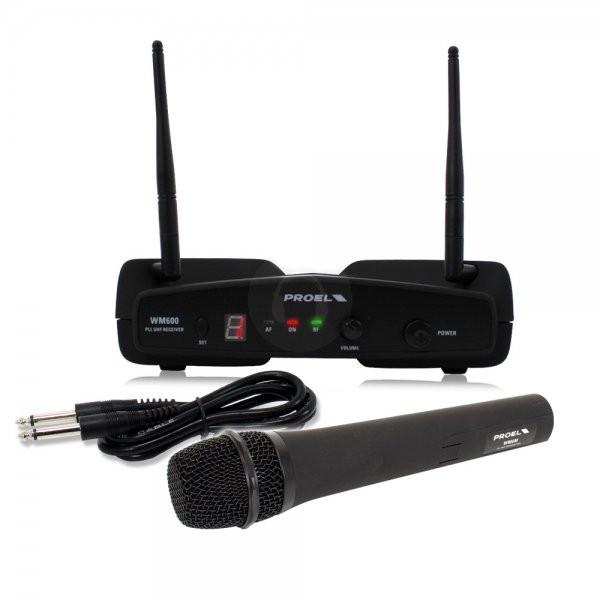 Радіосистема Proel WM600M