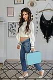 Прямые джинсы для беременных, фото 2