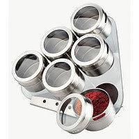 Набір для спецій магнітний FRICO FRU 458 6 предметів