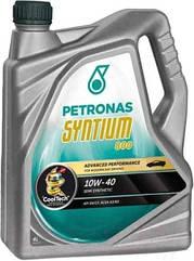 Моторное масло Petronas Syntium 800 10W-40 4л