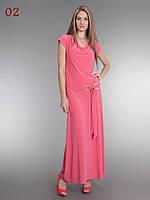 Платье длинное летнее королл, фото 1