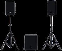 Активный комплект акустики Alex Audio TS-1015, фото 1
