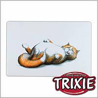 Коврик под миску для кошек трикси (24475)