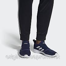 Кроссовки мужские Adidas синие LITE RACER SLIPON F36664, фото 2