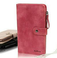 5a647f1f9704 Портмоне женское, кошелек baellerry, портмоне, цвет - малиновый, кошелек  женский