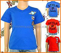 Детская футболка для стильного и модного мальчика