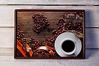 Поднос на подушке Coffee