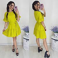 Платье из софта женское (ПОШТУЧНО), фото 1