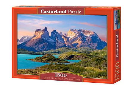 Пазлы  Восход в горах 1500 элементов , фото 2