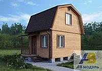 Дачный домик СМЕРЕКА-11