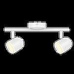 Спотовий світлодіодний світильник (бра) MAXUS MSL-01C 2x4W 4100K Білий, фото 2