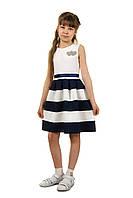 Детское нарядное платье для девочки на лето