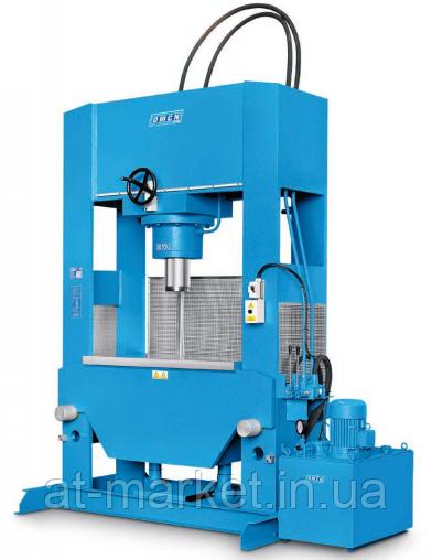 Пресс OMCN электрогидравлический 300т 280/R