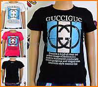 Футболка брендовая - Gucci для Ваших деток