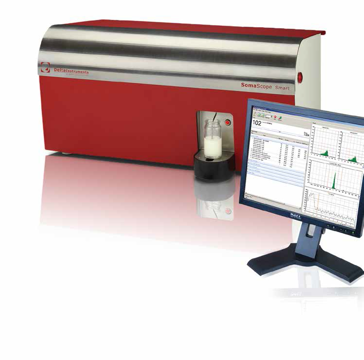 Soma Scope Smart - инфракрасный анализатор соматических клеток в молоке