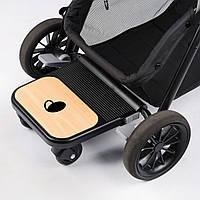 Подставка для второго ребенка Rider board от Evenflo®