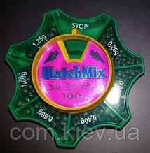 Набор грузил MatchMix 100 г
