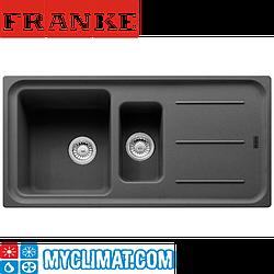 Кухонная мойка Franke Impact IMG 651 (114.0363.846) Графит