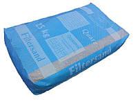 Кварцевый песок 25 кг EuroMineral Фракция 0,4 - 0,8 мм. Для фильтрации бассейна