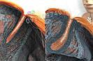 🔥 Яркий оранжевый огненного цвета парик, из натуральных волос 🔥, фото 2