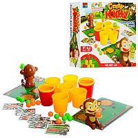"""Веселая настольная игра""""Бешеные или веселые обезьянки"""" (Crazy Monkey),007-60"""