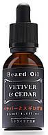 Масло для ухода за бородой и кожей лица ЧистоТел Ветивер и Кедр 33 мл (92.03Чол)