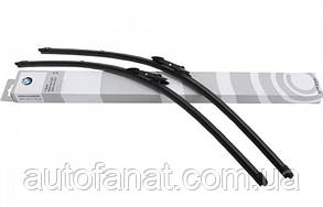 Оригинальный комплект передних щеток стеклоочистителя BMW X1 (E84) (61612158219)